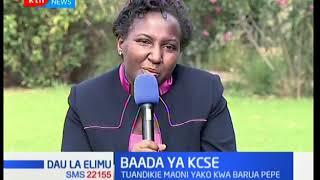 Dau la Elimu: Mstakabali wa vijana baada ya KCSE