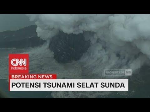 Potensi Tsunami Selat Sunda