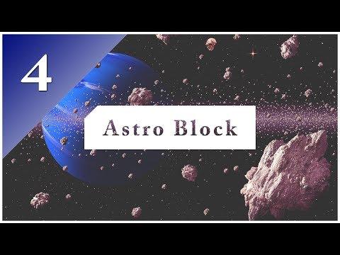 AstroBlock - E04   Elektrické nářadí a tajná místnost  