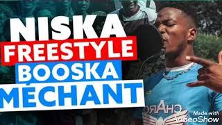 Niska   Freestyle Booska Méchant (Audio)