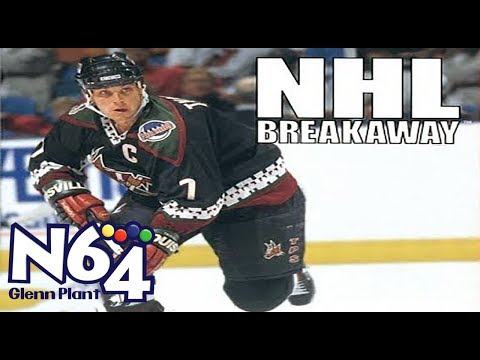 NHL Breakaway Series Review - Nintendo 64 Review - Ultra HDMI - HD