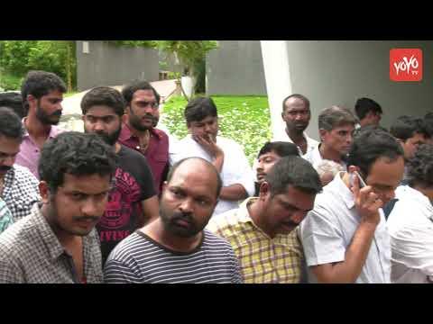 Actor Bharat Final Cremation Rites At Mahaprasthanam Crematorium | YOYO TV Channel