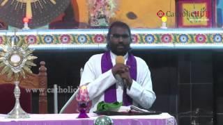 """Ten Commandments"" Rev.Fr.Jayaraju ALCP/OSS@Kanukamatha Church,Rentachintala,Guntur,AP,5-3-16,Part 2"