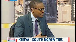 Bottomline Africa: Kenya - South Korea ties