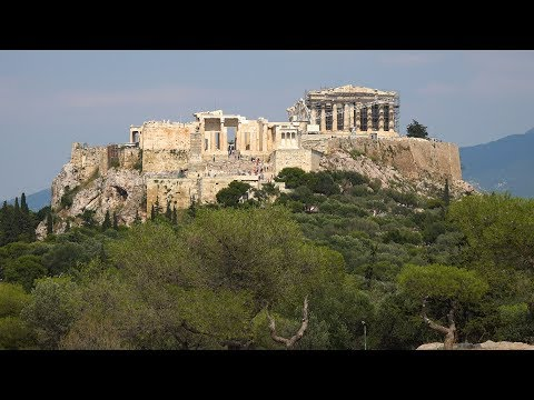 Ancient Greek Sites in Stunning 4K