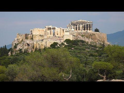 צפו בתרבות העשירה והעתיקה של אתונה ואתריה הארכיאולוגיים
