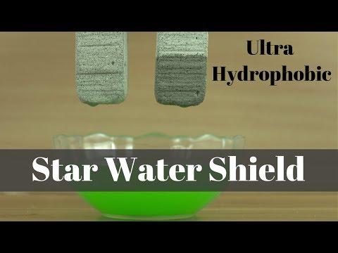 Star Water Shield