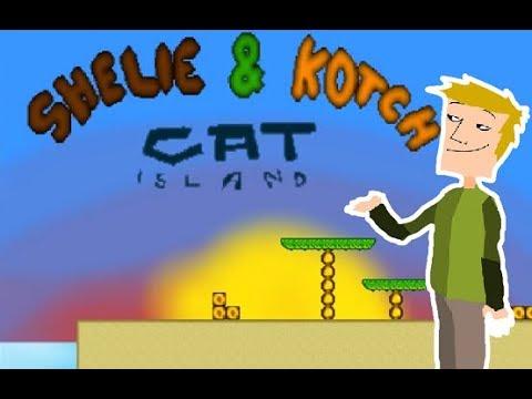 Naše staré hry #2 | Shelie & Kotch: Cat Island