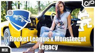 Rocket League x Monstercat - Legacy (Full Album Mix)   [Infinite Music]