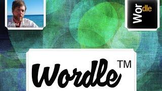 App per prof #48 WORDLE (Nuvole di parole)