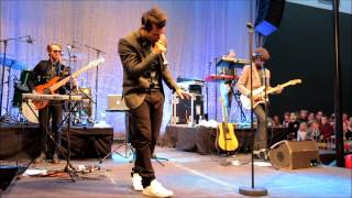 Eric Saade - Break Of Dawn and Masquerade (Jakobstad - Finland)