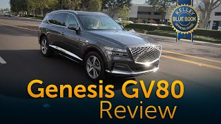 [KBB] 2021 Genesis GV80 | Review & Road Test
