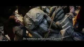 """Le Hobbit """"La Bataille des Cinq Armées"""": bande-annonce Officielle (VOST FR)"""