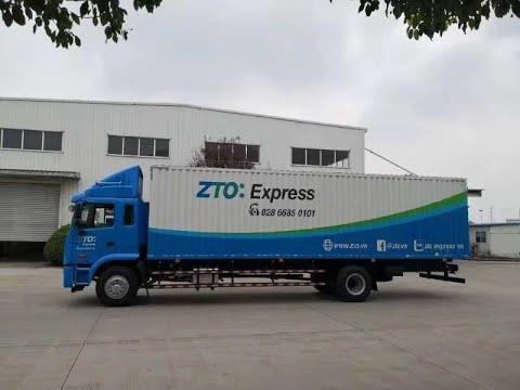 ZTO Express - Dịch vụ chuyển phát nhanh với hệ thống đại lý rộng khắp các quốc gia.