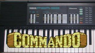 Commando High Score Music performed on Yamaha PSR-32