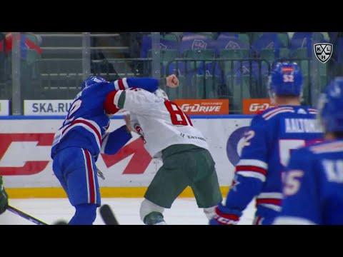 Vasily Podkolzin vs. Nikita Dynyak