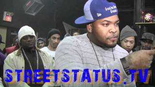 STREETSTATUS.TV PRESENTS...V.I. VS TONE...FULL BATTLE