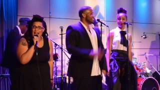 Marques Houston - Famous Medley (Grammy Museum Live)