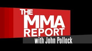 June 22 The MMA Report feat. Michael Chandler, Ryan Bader & Erik Magraken