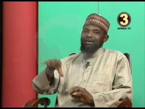 AFRICA TV 3 # SHIRIN : DANDALIN SAMARI (MATASA DA ABOKAI) 02