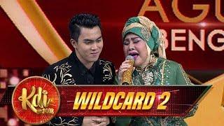 Umi Elvi Gamau Kalah!! Pengen Duet Juga Sama Agung  - Gerbang Wildcard 2 (4/8)