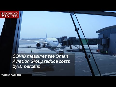 COVID measures see Oman Aviation Group reduce costs by 87 percent