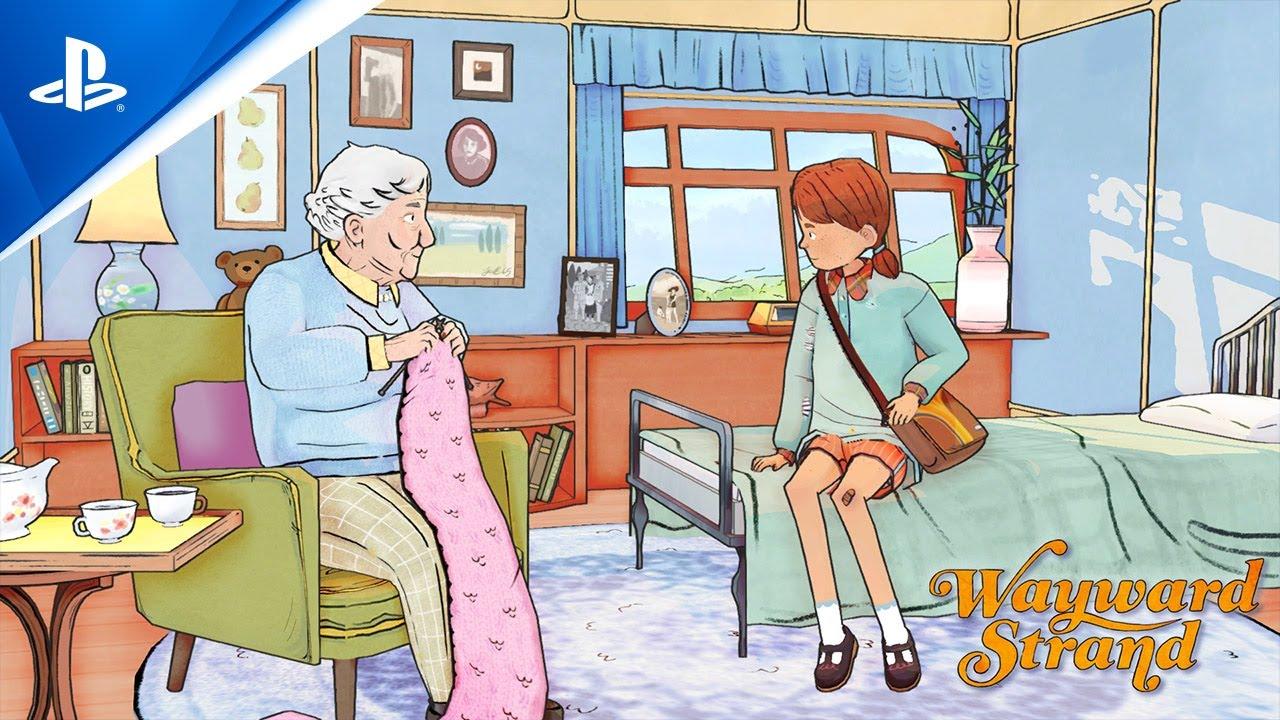 Wayward Strand – a heartfelt story coming to PS5 and PS4