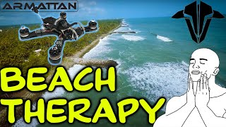Beach FPV therapy - Take 2 (Bonus relaxing clip at the end)