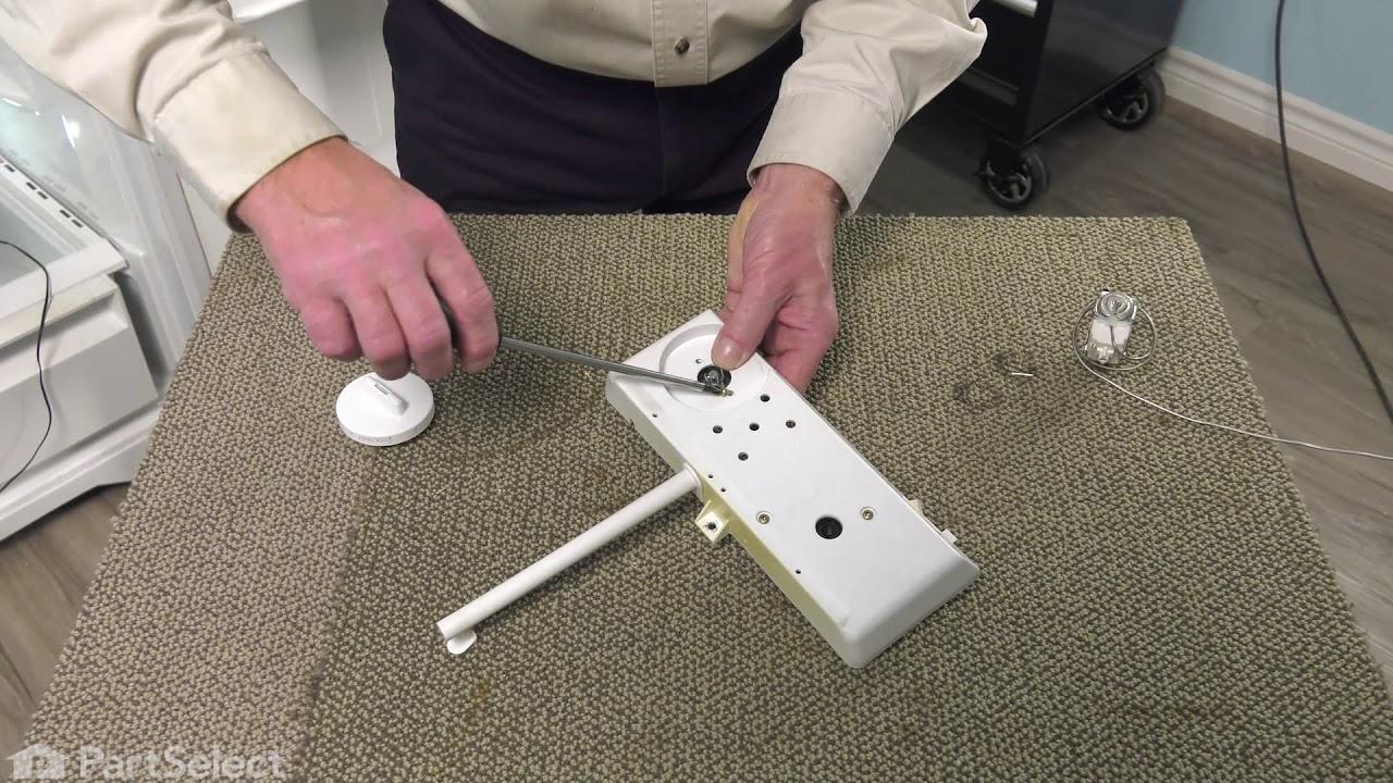 Replacing your Frigidaire Refrigerator Cold Control Thermostat