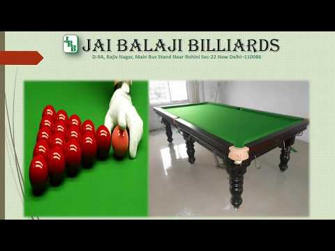 JBB Mini Snooker Table (MS-3)