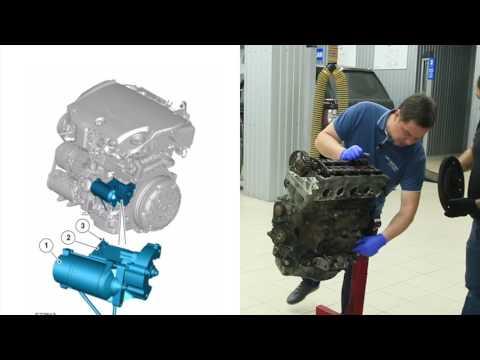 Устройство и неисправности дизельного двигателя 2.2 ТД на Фрилендер 2, полная версия.