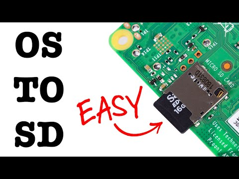 40 second video on using Raspberry Pi Imager