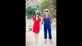 30 DIY Couple Halloween Costumes - Easy Homemade Costume Ideas For Couples
