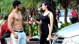 How to impress a girl in one second  || Sam Khan