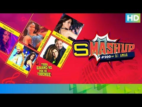 Smashup #200 | DJ Amar | Beedi, Bebo, Nagin Dance & Many More | Eros Now