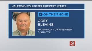 Officials say Haletown Fire Dept. severely understaffed after three volunteer firemen quit