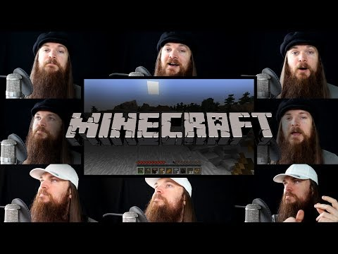 Download Minecraft Sweden Calm 3 Acapella Video 3GP Mp4 FLV
