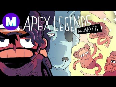 APEX LEGENDS: GOING SOLO SUCKS :(