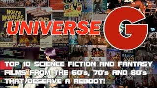 Top 10 Scifi And Fantasy Films From The 60s 70s An 80s That Deserve A Reboot