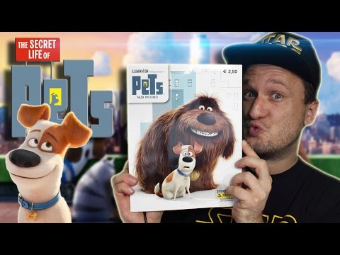 PETS RIESEN STICKER UPDATE Panini Stickeralbum