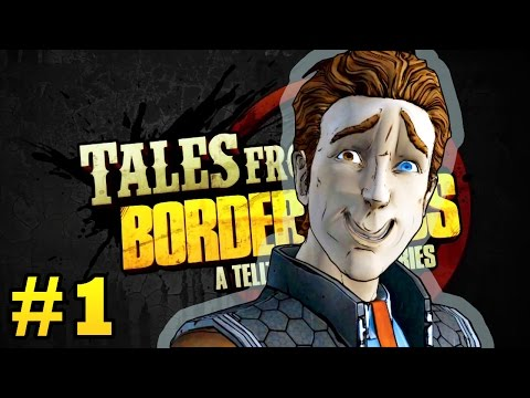 Прохождение Tales From the Borderlands #1