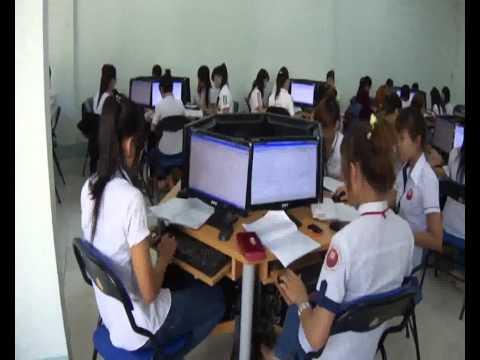 Trường Cao đẳng Kinh tế - Kỹ thuật Vinatex TP.HCM