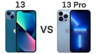 iPhone 13 vs iPhone 13 Pro: Eine leichte Entscheidung?