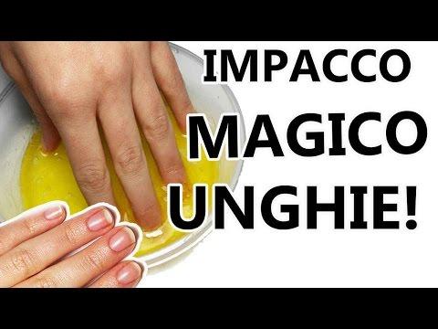 DIY: Impacco MAGICO Super Rinforzante per Unghie!
