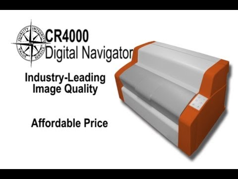 Video CR4000 Computed Radiography System