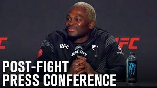 UFC Vegas 36: Post-Fight Press Conference