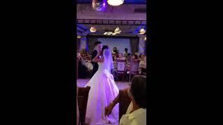 Танец жениха и невесты Лена и Артем
