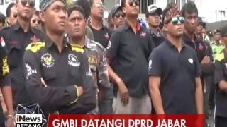 Massa GMBI Kembali Datangi DPRD Jabar & Meminta Polisi Tindak Tegas FPI  INews Petang 17/01