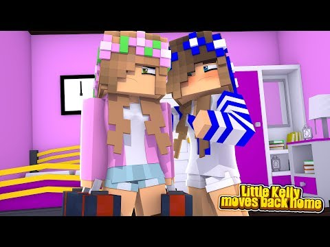 LITTLE KELLY MOVES BACK INTO THE MAGICAL KINGDOM! W/Little Carly (Minecraft Roleplay). Mp3