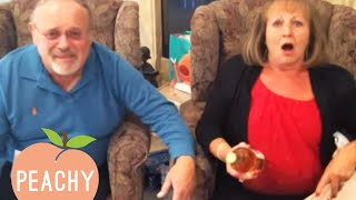 Youre Going To Be A Grandma!😲 | Pregnancy Announcements To New Grandparents 🥰